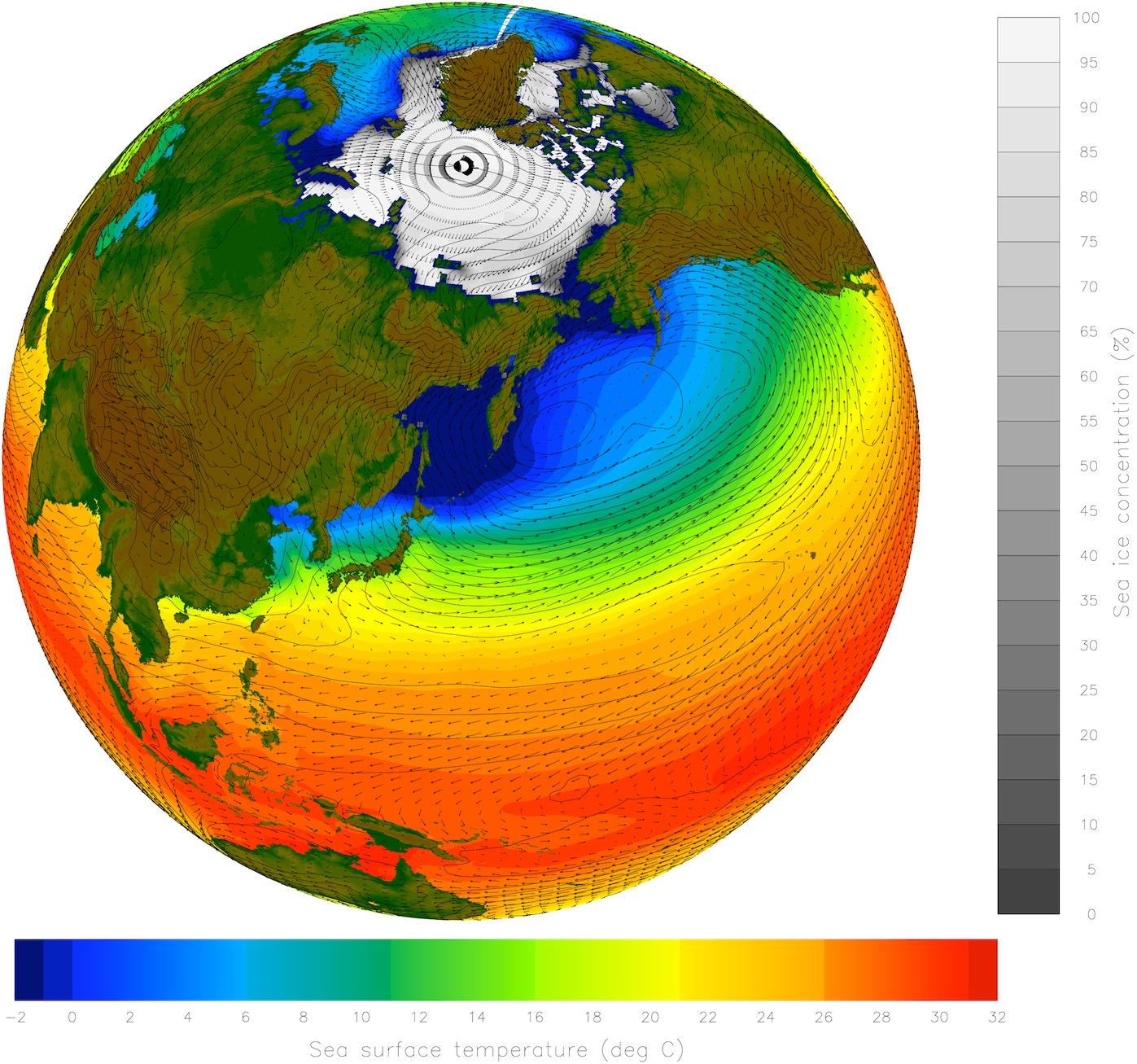 مدخل لدراسة علم المناخ الدينامي
